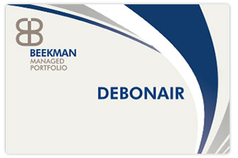 Debonair Membership Card